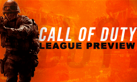 Call of Duty League 2021 – Stage 3 Major