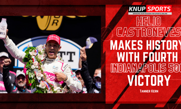Helio Castroneves Makes History with Fourth Indianapolis 500 Victory