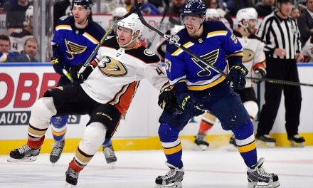 Anaheim Ducks vs St. Louis Blues Pick and Preview