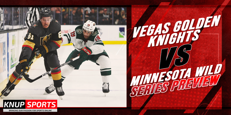 2021 NHL PLAYOFF PREVIEW: GOLDEN KNIGHTS VS WILD