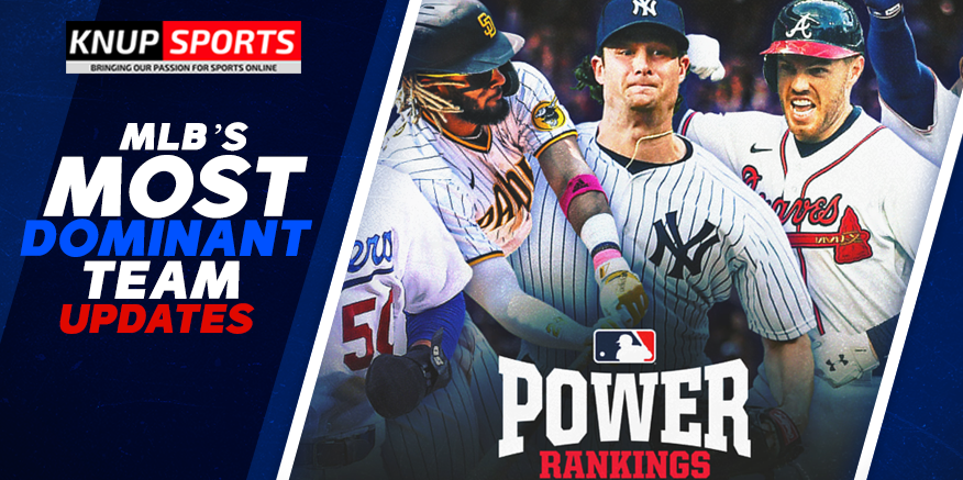 MLB's Most Dominant Team As Of Right Now