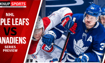 2021 NHL Playoff Preview: Maple Leafs vs Canadiens