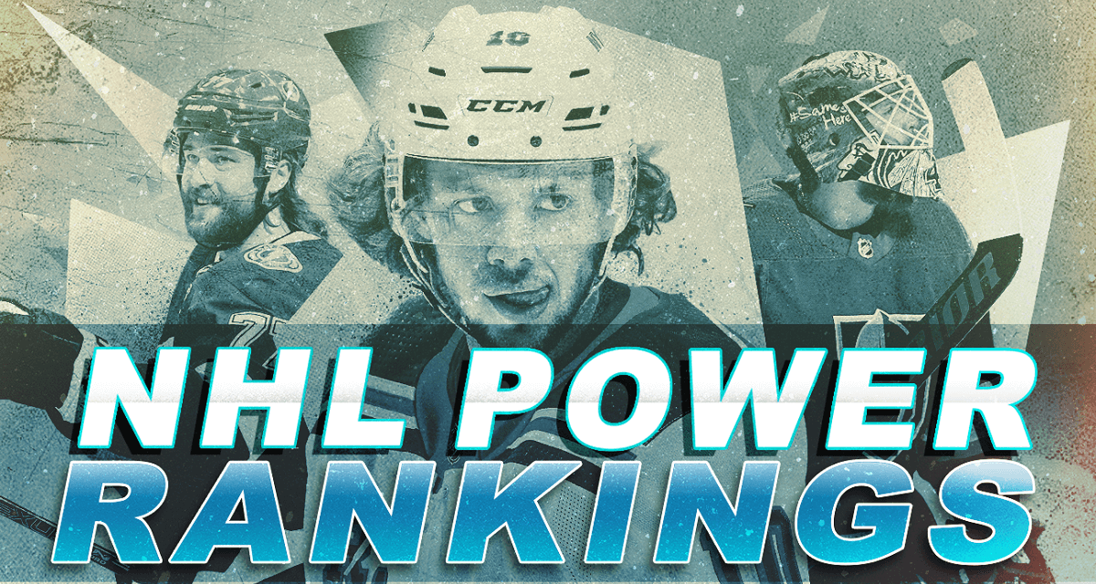 KnupSports NHL Power Rankings May 11