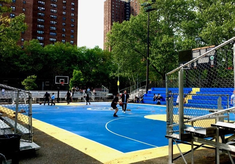 Rucker Park Being Revamped by NBA Players