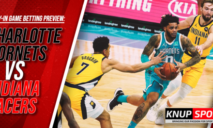 Play-in Game Betting Preview: Charlotte Hornets vs Indiana Pacers