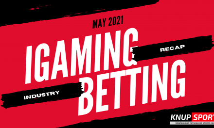 May iGaming Sports Betting Recap Newsletter