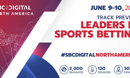 PRESS RELEASE: Sports betting's leaders look to the future at SBC Digital North America