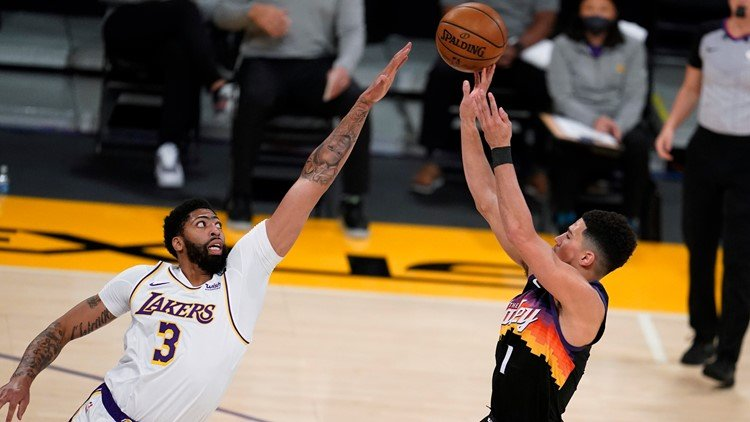 NBA Playoffs Series Preview: Los Angeles Lakers vs Phoenix Suns Best Bets