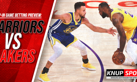Play-in Game Betting Preview: Golden State Warriors vs Los Angeles Lakers