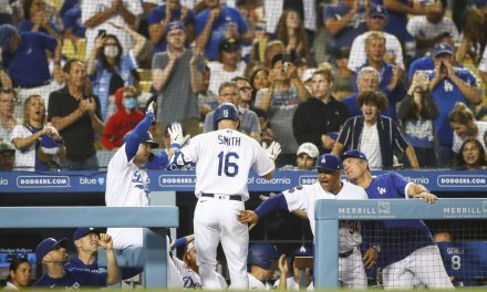 Giants vs Dodgers Pick and Preview