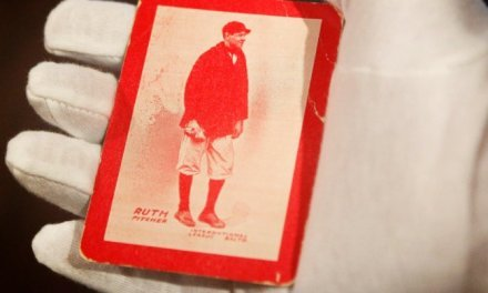 1914 Babe Ruth Sells for Record Price