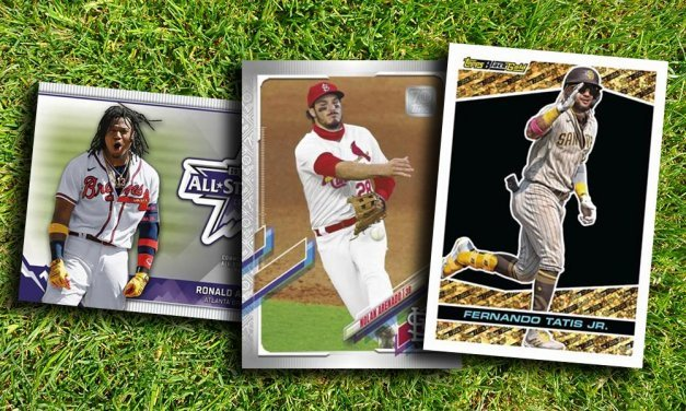 2021 Topps Series 2 Release Preview
