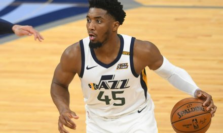 Donovan Mitchell is Putting Himself on the Map