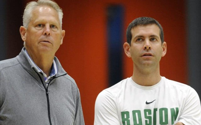 Brad Stevens Set to Replace Danny Ainge as President of Basketball Operations at Celtics