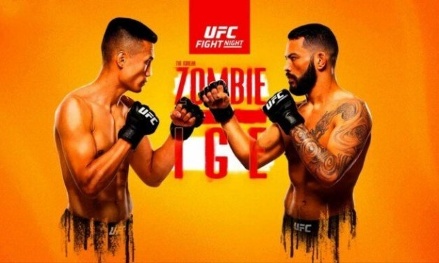 UFC Fight Night: Jung vs Ige Picks and Preview