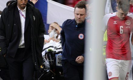 Devastation at the European Championships as Star Player Collapses Mid-Game | Christian Eriksen Update