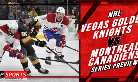 2021 NHL Playoff Preview: Golden Knights vs Canadiens