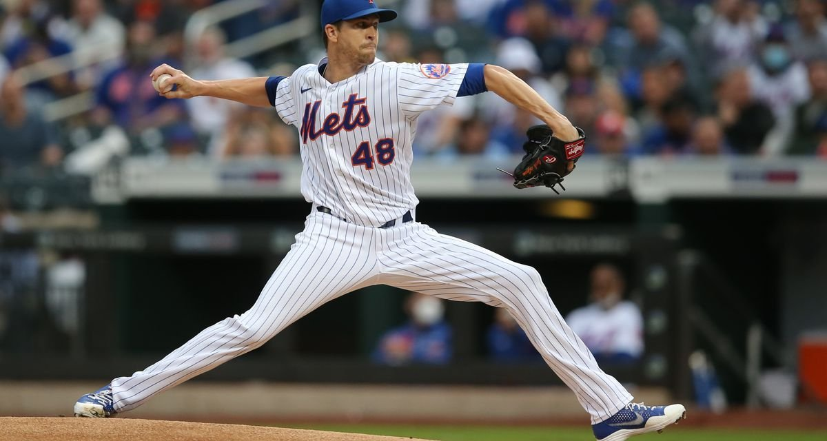 Jacob deGrom 1st Pitcher to be Checked for Substances