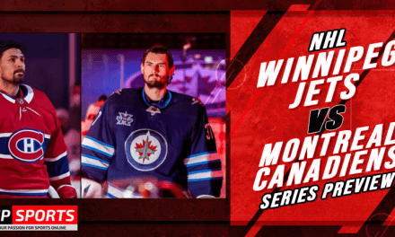 2021 NHL Playoff Preview: Canadiens vs Jets