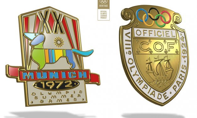 You Can Own a Piece of Olympic History via NFT Olympic Pins