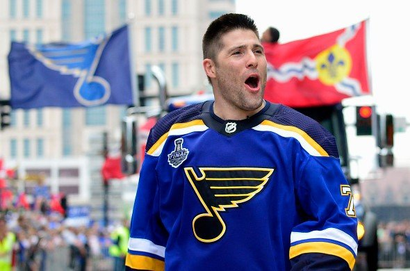 Pat Maroon Third-Straight Stanley Cup Finals | A Closer Look