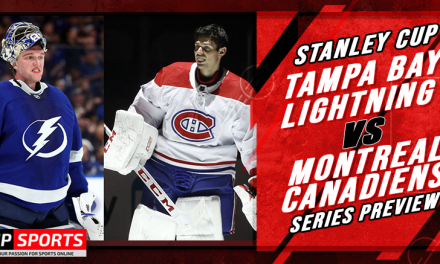 2021 Stanley Cup Preview: Lightning vs Canadiens