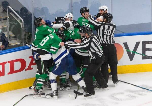 The Stanley Cup Violence Growing Rampant: Is The NHL Too Lenient?