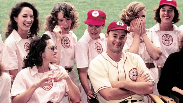 Top 5 Sports Movies A League of Their own at 3
