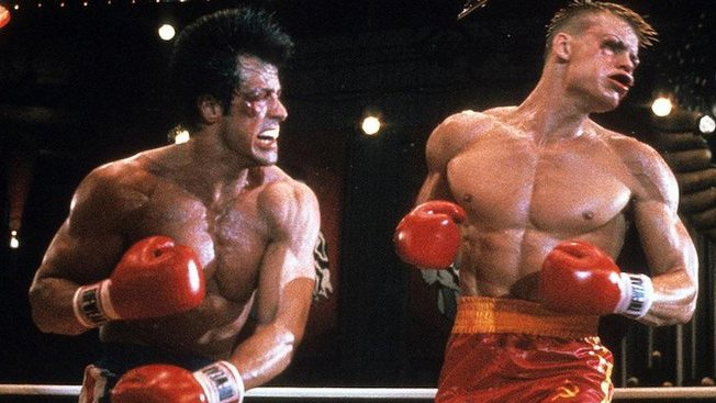 Top 5 Sports Movies Rocky at 4