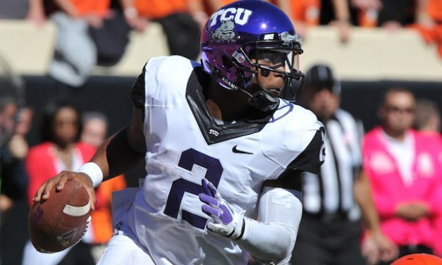 Ranking the Jerseys of College Football: Big 12 Edition
