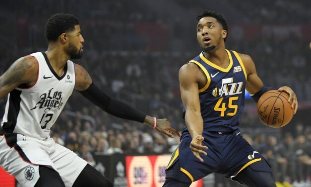 NBA Playoffs Series Preview: LA Clippers vs Utah Jazz Best Bets