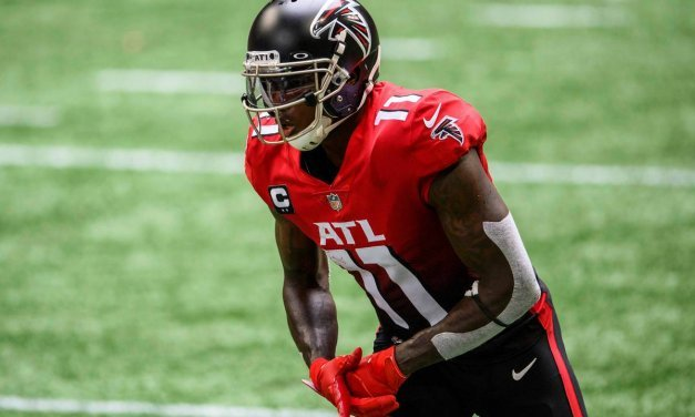 Top 5 Teams that Should Call the Falcons About Julio Jones