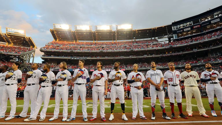 MLB ALL-STAR PREVIEW AND STARTER STANDINGS