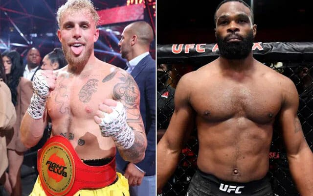The Date for Paul vs Woodley Boxing Match is All Set