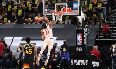 Terance the Mann Leads Clippers Past Jazz in Six Games