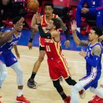 76ers at Hawks Game 3 Betting and Video Preview