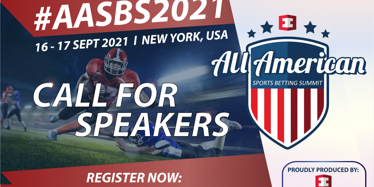 Eventus Accepting Speaking Proposals for 2021 All American Sports Betting Summit