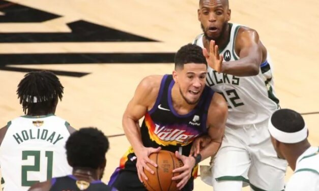 Bucks vs Suns Game 2 Pick and Preview | 2021 NBA Finals Betting