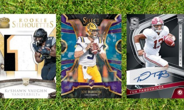 2021 Panini Chronicles Draft Picks Football Release Preview