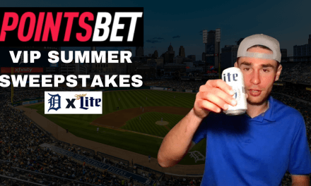 PointsBet VIP Summer Sweepstakes Promo