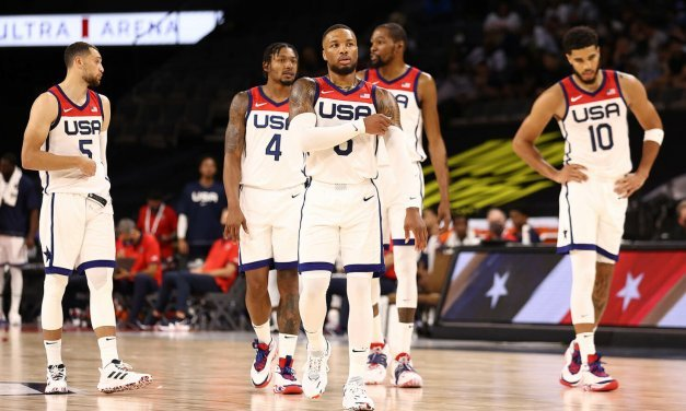 What is the Answer for USA Basketball?
