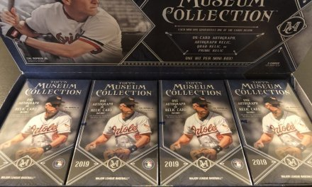 2021 Topps Museum Collection Release Preview