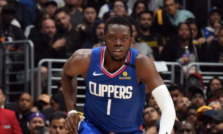 Reggie Jackson Thankful to Clippers for 'Saving' Him
