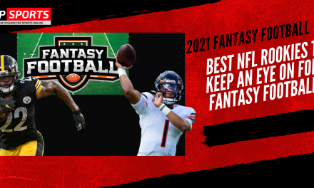 Best NFL Rookies to Keep an Eye on for Fantasy Football