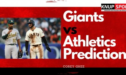 Giants vs Athletics Prediction & Betting Preview