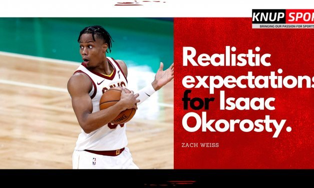 Realistic Expectations for Isaac Okoro