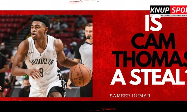 Could Cam Thomas be a Steal?