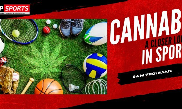 The Benefit of Cannabis in Sports | A Closer Look