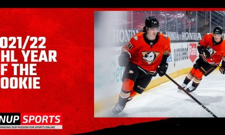 2021/22 NHL Year of the Rookie