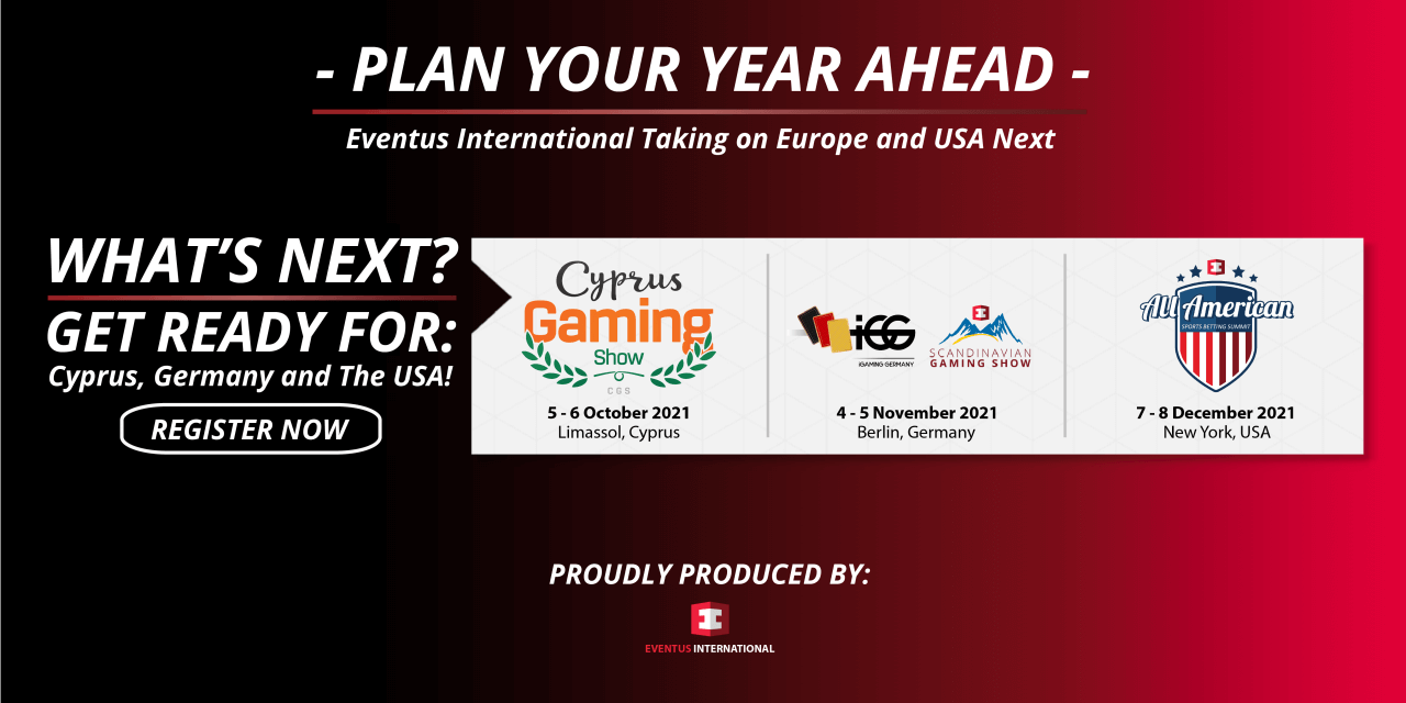 Eventus Will Be in Europe and US Soon